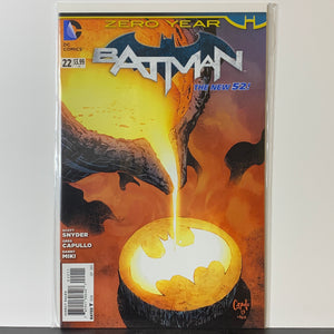 Batman (2011) #22A (NM)