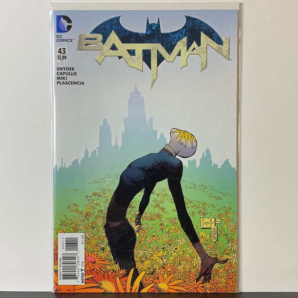 Batman (2011) #43A (NM)