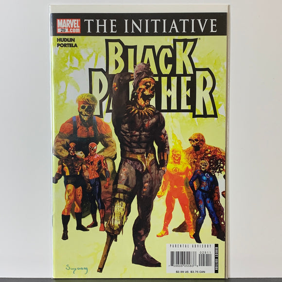 Black Panther (2005) #29 (NM)