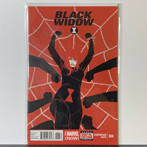 Black Widow (2014) #6A (NM)