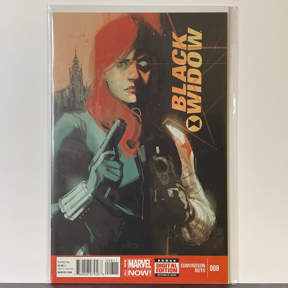 Black Widow (2014) #8 (NM)