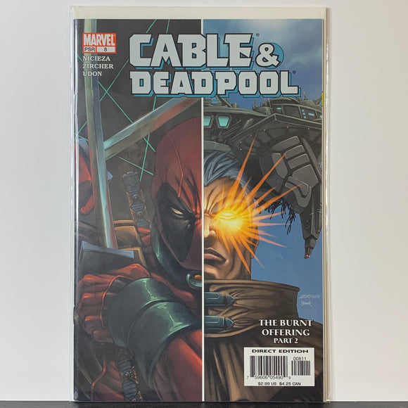 Cable & Deadpool (2004) #8 (NM)