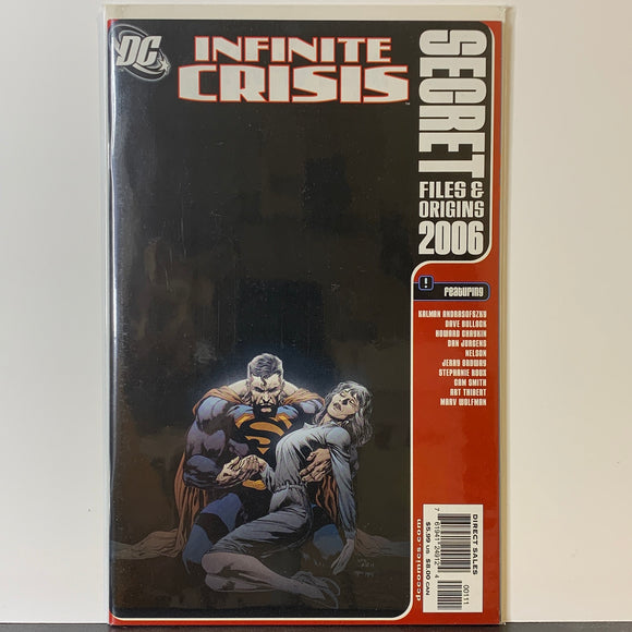 Infinite Crisis Secret Files 2006 (2006) #1A (NM)