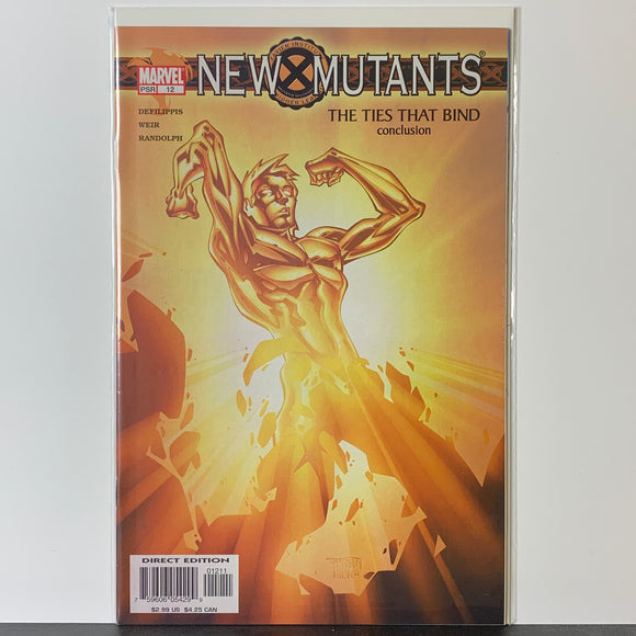 New Mutants (2003) #12 (NM)