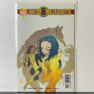 New Mutants (2003) #1 (NM)