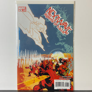 Nextwave: Agents of H.A.T.E. (2006) #8 (NM)