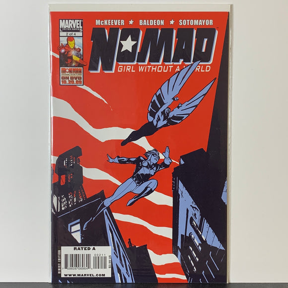Nomad: Girl Without a World (2009) #2 (VF)