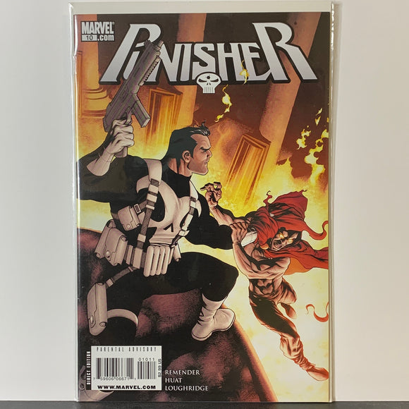 Punisher (2009) #10A (VF)