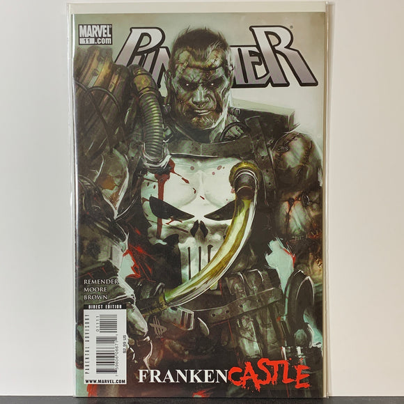 Punisher (2009) #11A (VF)