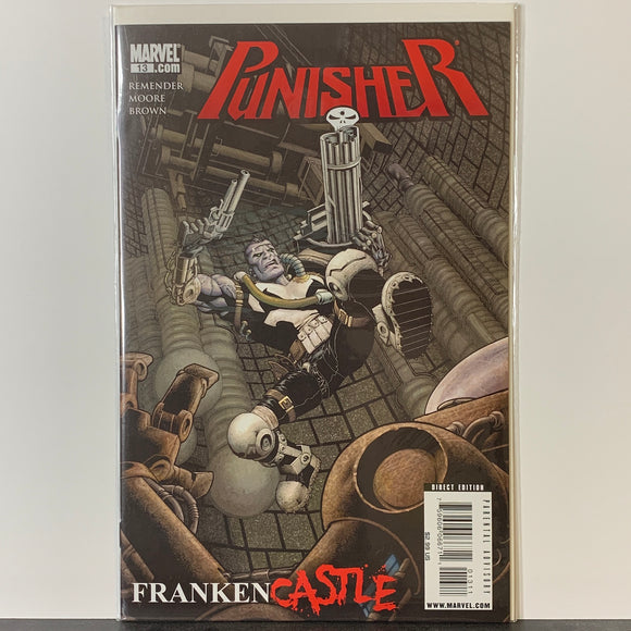 Punisher (2009) #13 (NM)