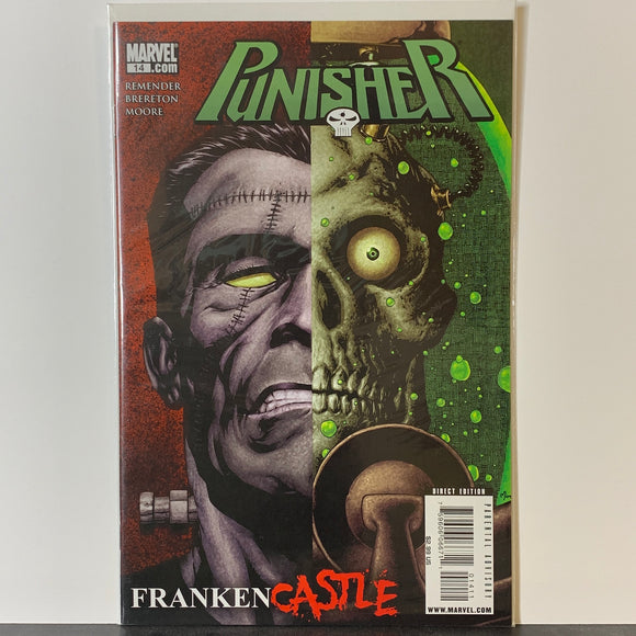 Punisher (2009) #14 (NM)