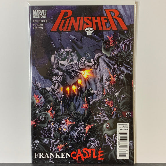 Punisher (2009) #15 (NM)