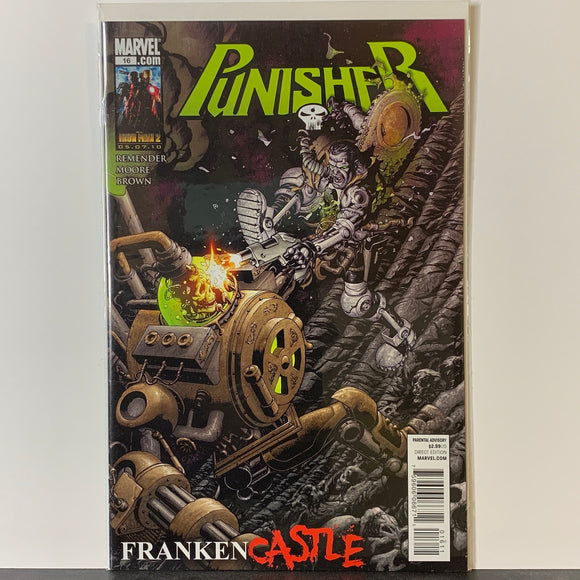 Punisher (2009) #16A (VF)