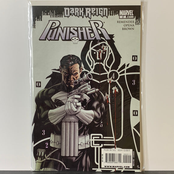 Punisher (2009) #2A (NM)