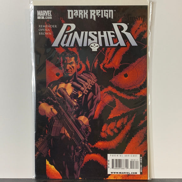 Punisher (2009) #3A (NM)