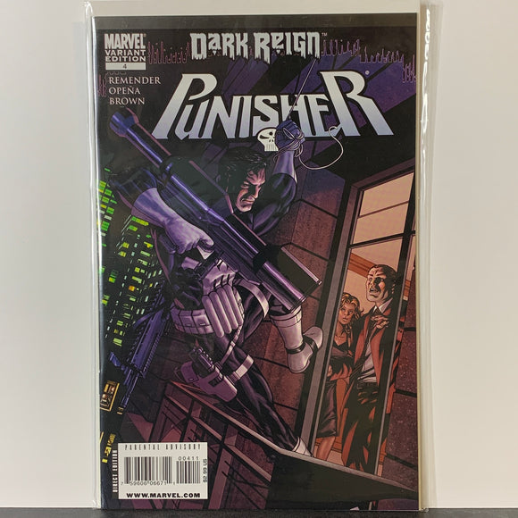 Punisher (2009) #4B (NM)