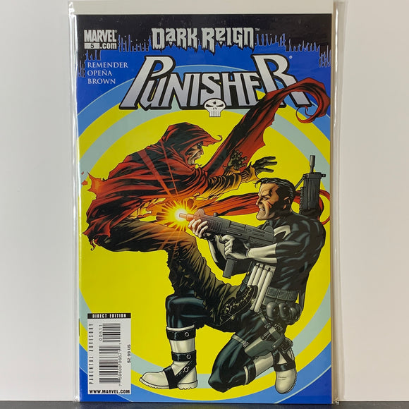 Punisher (2009) #5A (VF)