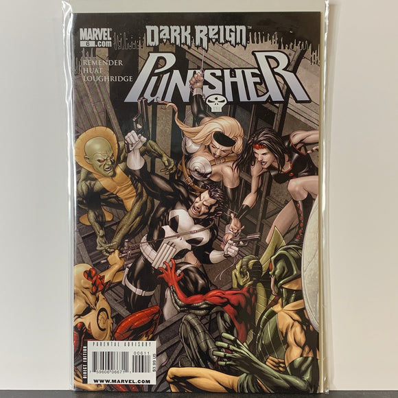 Punisher (2009) #6 (VF)