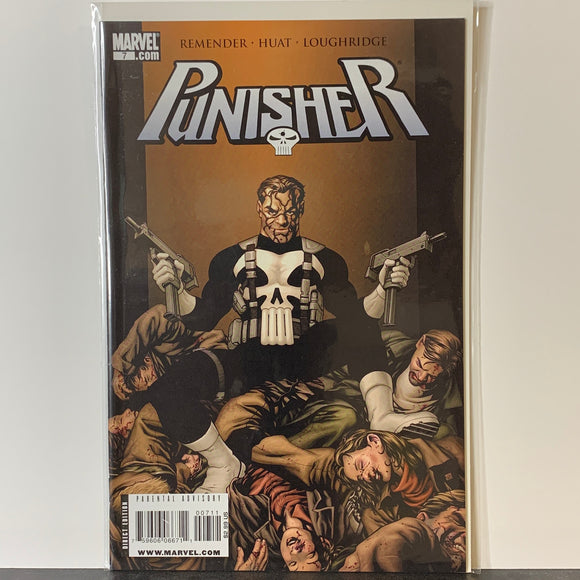 Punisher (2009) #7 (NM)