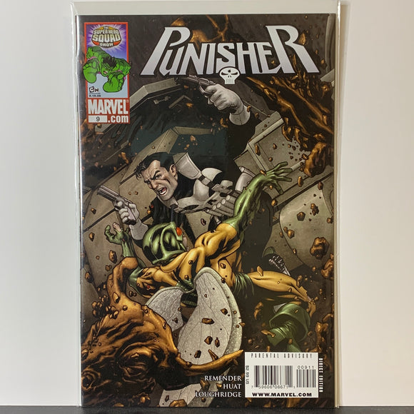 Punisher (2009) #9A (NM)