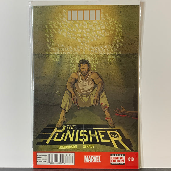 The Punisher (2014) #10 (VF)