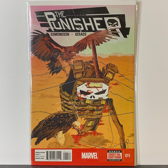 The Punisher (2014) #11A (NM)