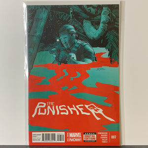 The Punisher (2014) #7 (NM)