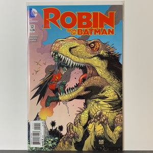 Robin: Son of Batman (2015) #12 (NM)