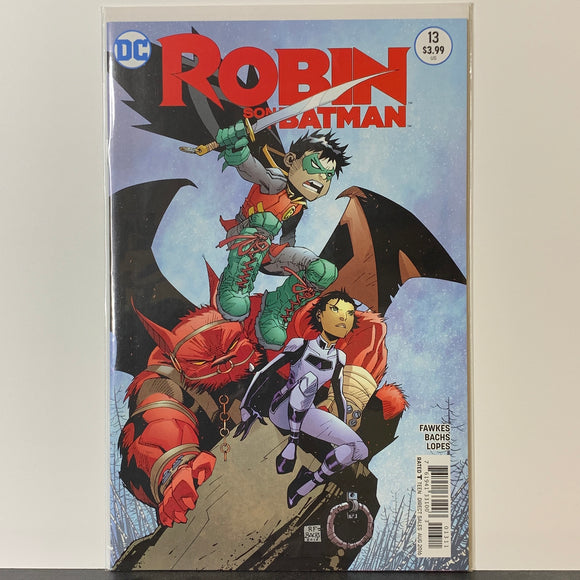 Robin: Son of Batman (2015) #13 (NM)