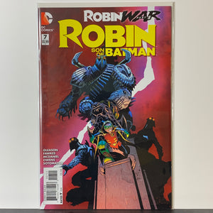 Robin: Son of Batman (2015) #7 (NM)