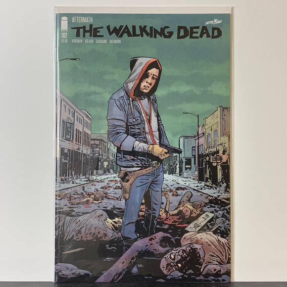 The Walking Dead (2003) #192A (NM)