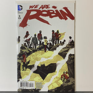 We Are Robin (2015) #3A (NM)
