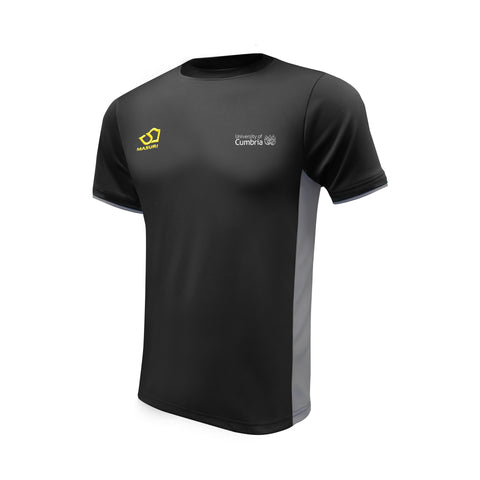 Black / Grey Training Shirt Senior Men's
