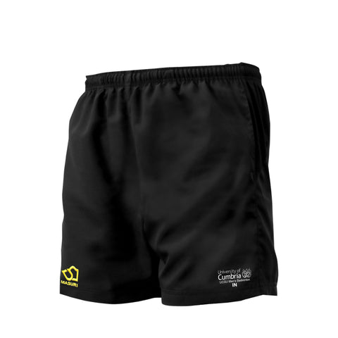 Men's Badminton Black Training Short Senior