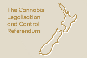 The New Zealand Cannabis Referendum - Details In Short