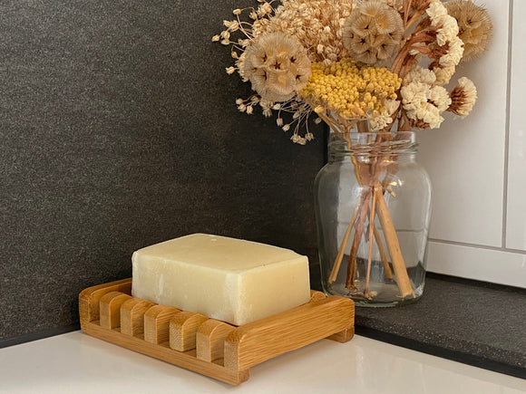 Eco-friendly Bamboo Soap Holder