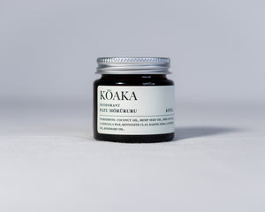Hemp Deodorant - Natural NZ Hemp Based Body Care - Koaka