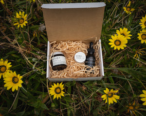 NZ Hemp Oil Natural Giftpack Sml Koaka