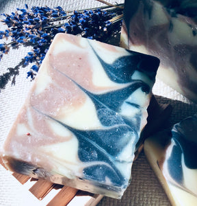 Just Lavender Artisan Soap Bar
