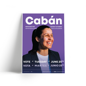 Cabán Poster
