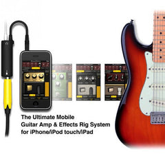 Mobile Guitar Interface