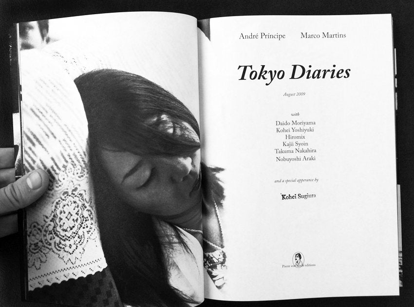 TOKYO DIARIES by André Príncipe and Marco Martins