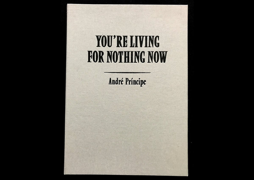 YOU'RE LIVING FOR NOTHING NOW (BOOK 1, 2, 3) Special Edition