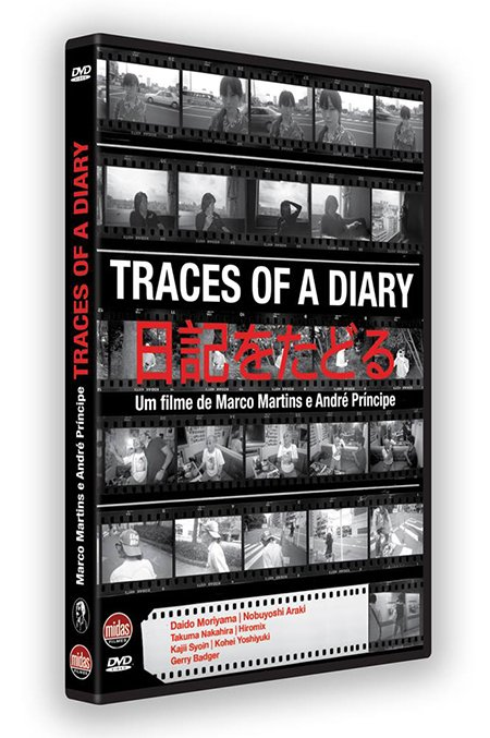 TRACES OF A DIARY (DVD) by André Príncipe and Marco Martins