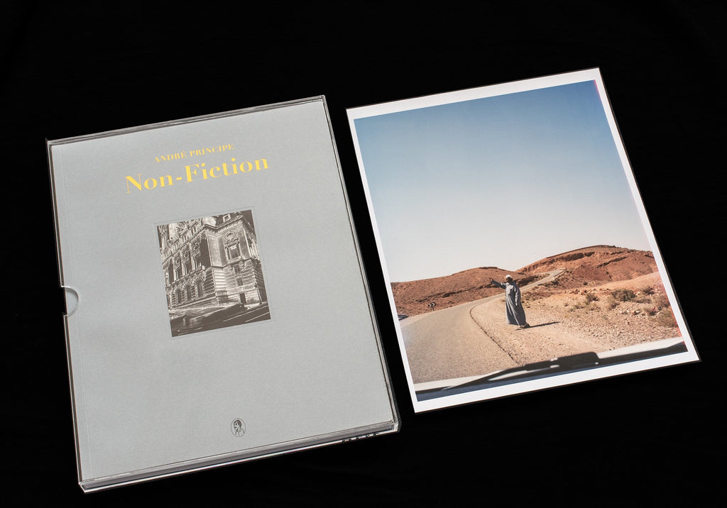 Non-Fiction by André Príncipe - Special Edition (edtion of 10)