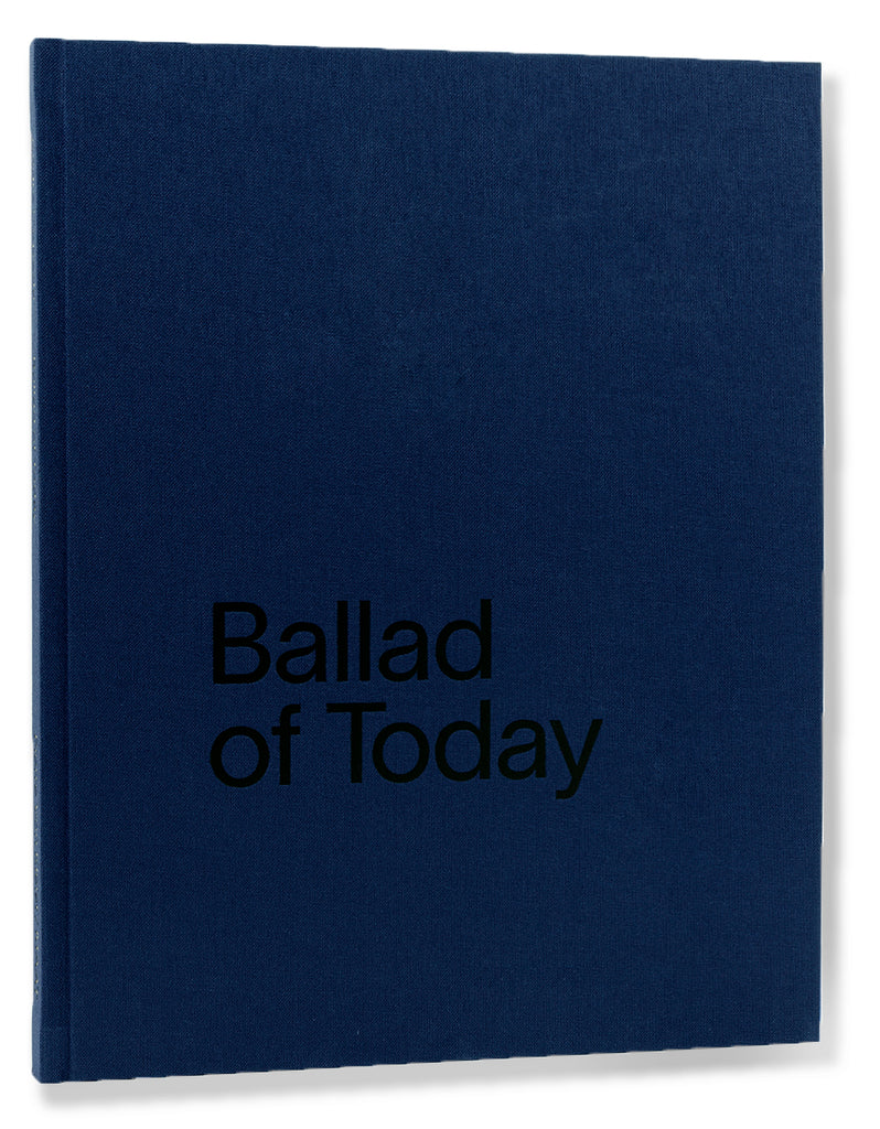 BALLAD OF TODAY by André Cepeda