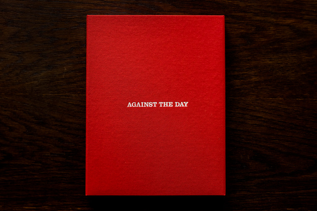 AGAINST THE DAY by António Júlio Duarte - Special Edition