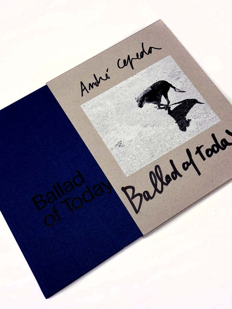 BALLAD OF TODAY by André Cepeda - Special Edition