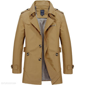 Mens Big Size Casual Jacket