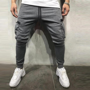 Fashion Pocket Style Causal Bottoms